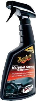 Meguiars Natural Shine Vinyl & Rubber Protectant (473 ml)