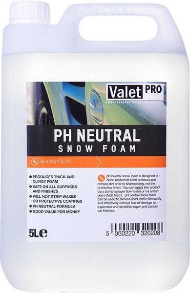 ValetPro pH Neutral Snow Foam (5 l)