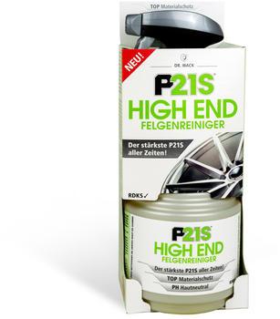 P21S HIGH END Felgenreiniger 750ml