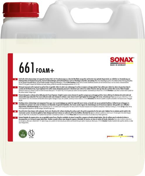 Sonax 06616000 Foam+