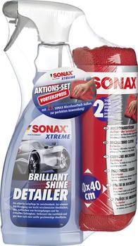 sonax-2879410-aktionsset-xtreme-brilliantshine-detailer-mit-2-microfasertuecher