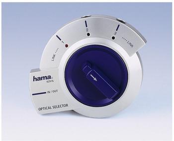 Hama 42916 Audio-Optical-Selector