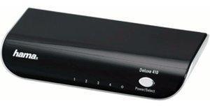 """Hama 42555 HDMI-Umschaltpult """"Deluxe 410"""""""