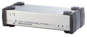 Aten VS162 DVI AV Splitter 1:2