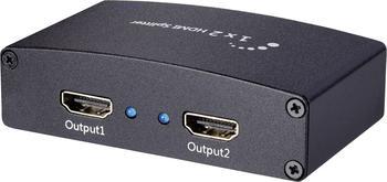 Speaka Professional HDMI-Verteiler 1:2