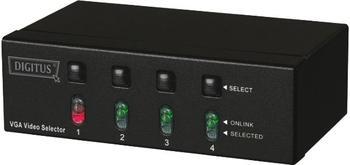 Digitus DS-45100-1 VGA Switch 4x1 250MHz