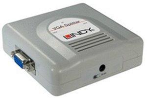 Lindy 32350 VGA Splitter LITE 2 Port