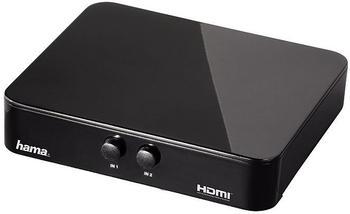 "Hama 83185 HDMI-Umschaltpult ""G-210"" 2x1"