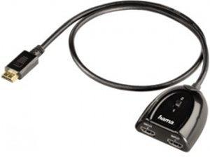 Hama 42553 HDMI-Umschalter 2x1