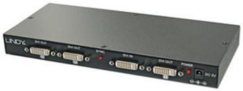 Lindy DVI & HDTV Splitter 1:8 HD-Ready (38108)