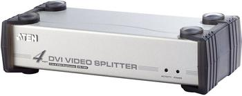 Aten VS164 DVI AV Splitter 1:4