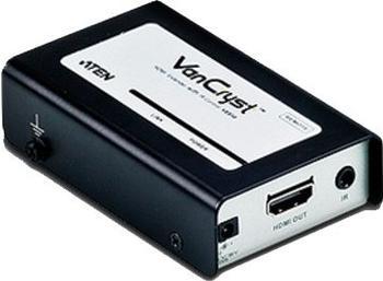 Aten VE810 HDMI-Verlängerung mit Infrarot-Fernbedienung