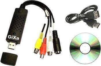 GiXa Technology Audio / Video Grabber USB 2.0