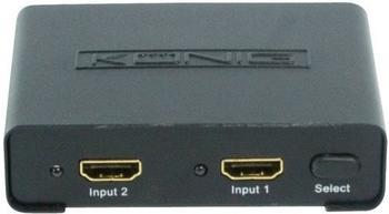 König KN-HDMISW10 2 Port HDMI Switch