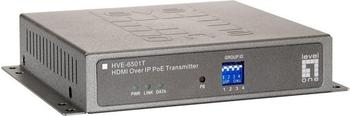 Level One HVE-6501T HDMI over IP PoE Transmitter