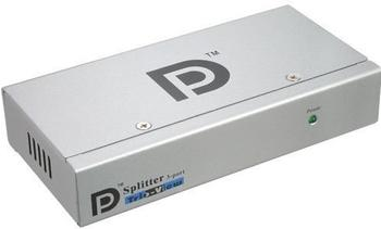 InLine 57823I Displayport Splitter 1:3