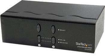 StarTech ST122VGAU VGA Auto Switch 2x1