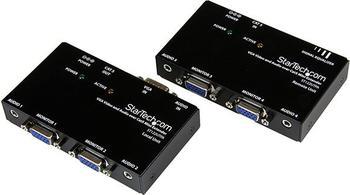 StarTech ST122UTPAEU VGA Video Extender Cat5 mit Audio