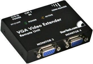 StarTech ST121UTPEU VGA Video Extender Cat5 150m