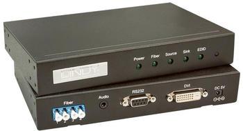 Lindy 38065 DVI-D Dual Link Extender Fiber 500m