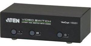 Aten VS0201 VGA Switch 2:1 mit Audio