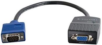 C2G 89032 TruLink UXGA Monitor Splitter 1:2