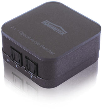 Marmitek Connect TS21 Toslink Digital Audio Switch 2x1