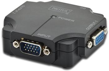 Digitus DS-41120-1 VGA Splitter 1:2 350MHz
