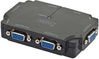 Digitus DS-42120-1 VGA Splitter 1:4 350MHz