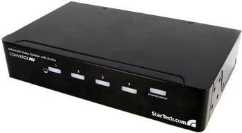 StarTech ST124DVIA DVI Splitter 1:4 + Audio