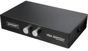 Transmedia CU 8 Switch Box 2x1