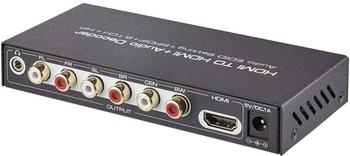 Speaka HDMI Audio extractor 5.1 1080p