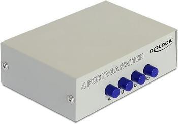 DeLock 87635 VGA Switch 4:1