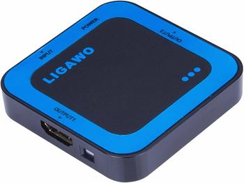 Ligawo 6518706 HDMI Splitter 1:2