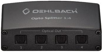 Oehlbach 4 Port Toslink-Splitter (8411)