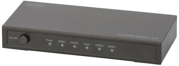 Digitus 4 Port HDMI-Splitter