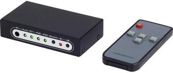 Speaka Professional 3 Port HDMI-Switch