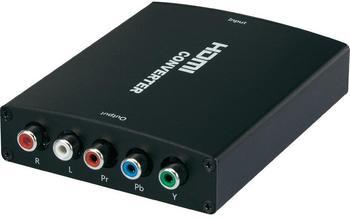 Speaka Professional HDMI auf Component A/V Konverter (1095853)