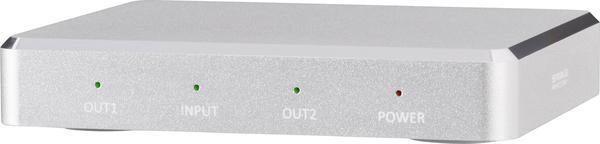 Speaka 2 Port HDMI-Splitter (1404185)