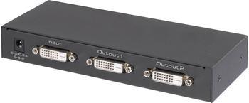 Renkforce 2 Port DVI-Splitter 1429817