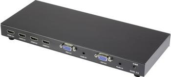 Speaka 5 Port HDMI/VGA-Switch (1429780)