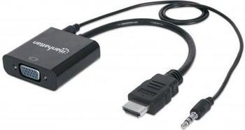 Manhattan HDMI / VGA Konverter 151450