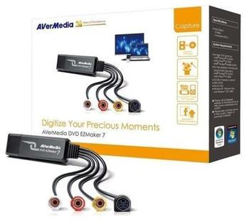 AVerMedia DVD EZMaker