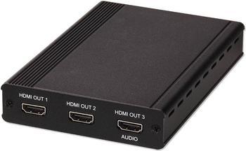 Lindy 38025 HDMI High Speed Splitter 2+1