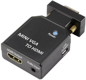 Speaka Professional VGA auf HDMI-Adapter (1230803)