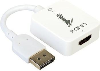 Lindy HDMI auf DisplayPort Konverter (38146)
