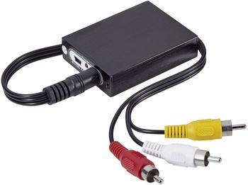 Speaka HDMI auf Composite Cinch Converter (1000179)