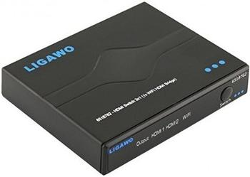 Ligawo 3 Port WiFi HDMI Switch 6518762