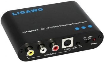 Ligawo PAL Secam NTSC Konverter (6518838)
