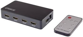 Speaka 3 Port Professional HDMI-Switch